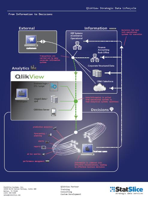 Infographing the QlikView BI Platform | StatSlice Business